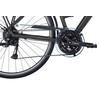 """Kalkhoff Voyager HS Trapez - Vélo de trekking - 28"""" gris"""